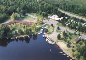 Nelson Lake Landing Motel, RV & Campground