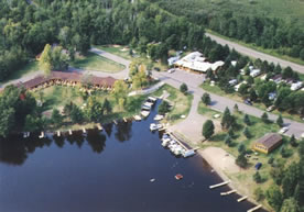 Nelson Lake Landing Motel, RV & Campground
